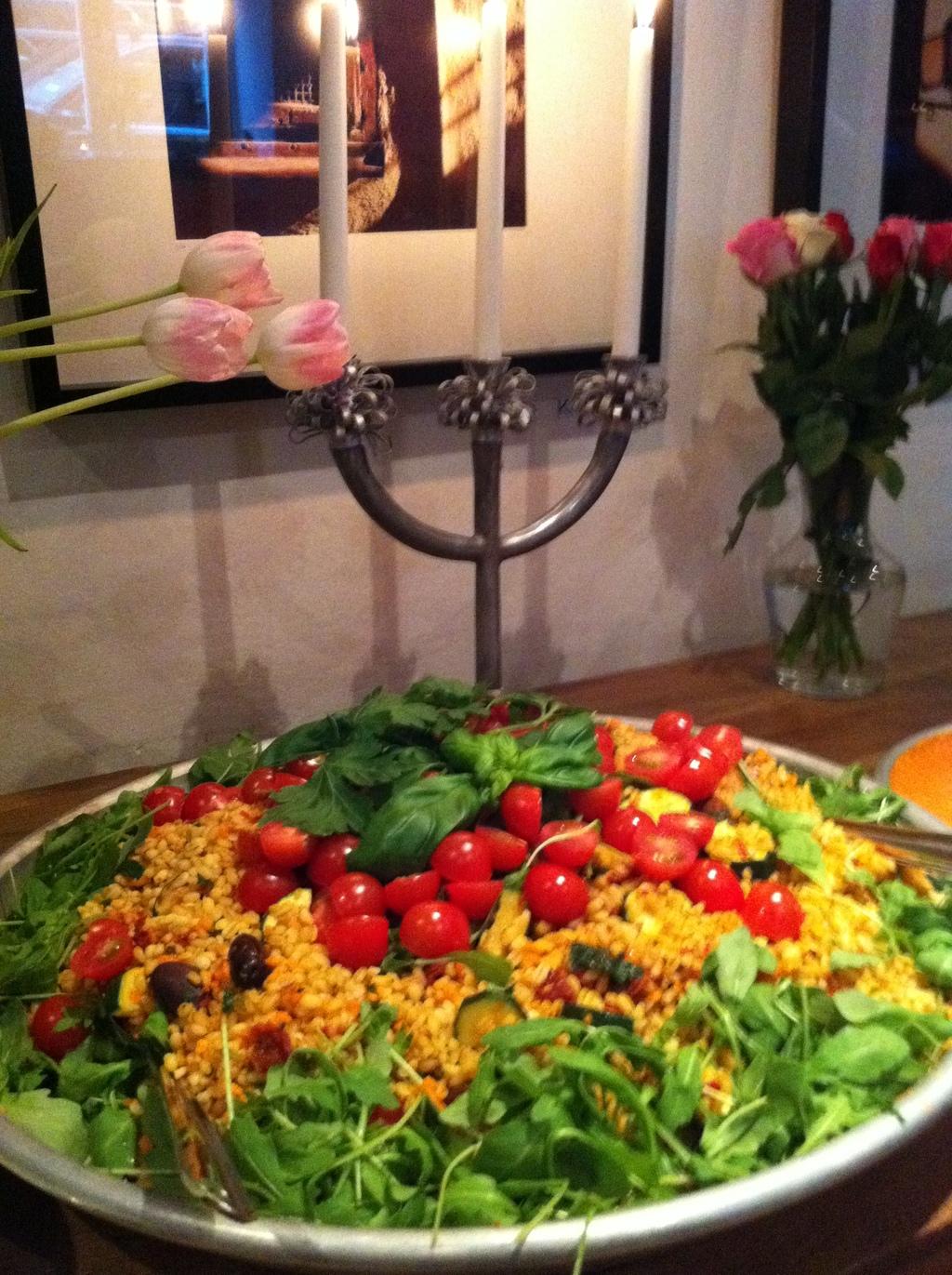 25 års fest mat Valborgsfirande och 25 års fest!   Ulrika Davidsson   kostrådgivare 25 års fest mat