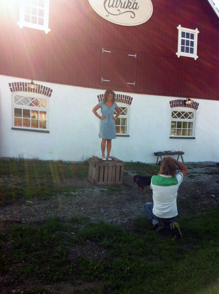 Ulrika Fotografering Expressen