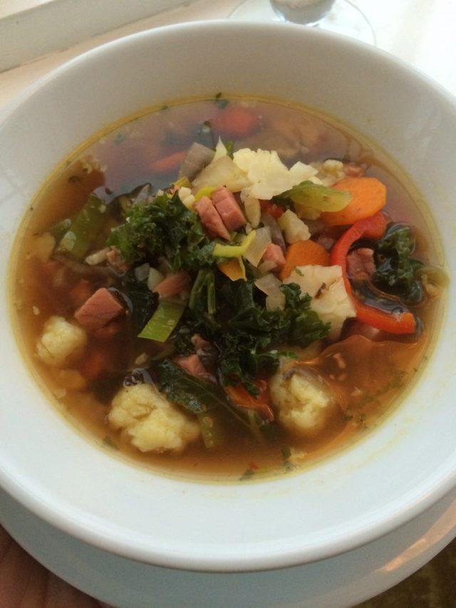 5:2 soppa