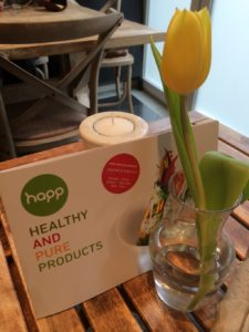 Happ restaurant