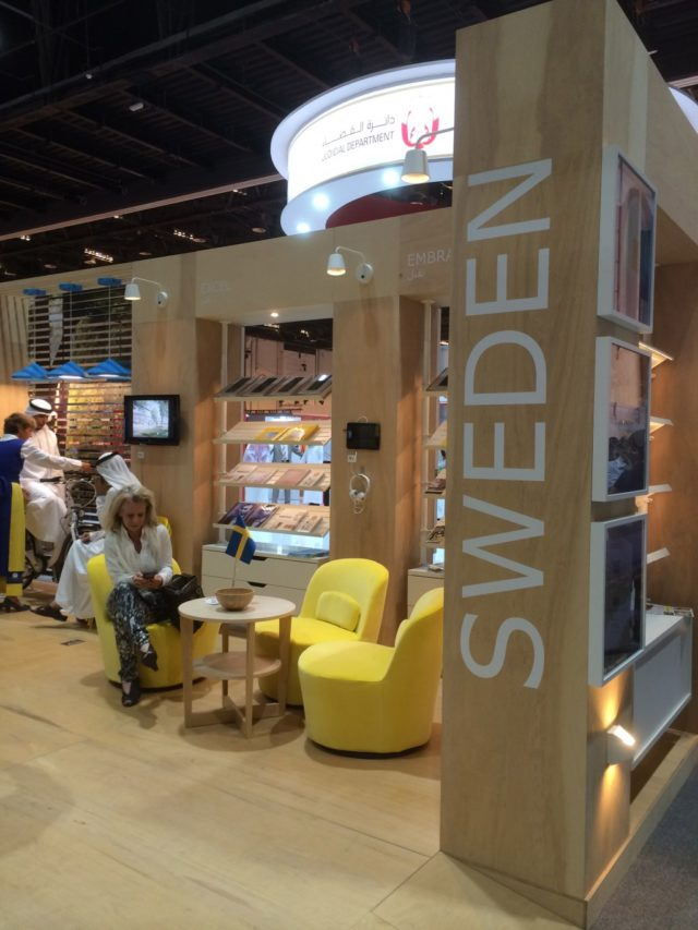 Abu Dhabi International Bookfair