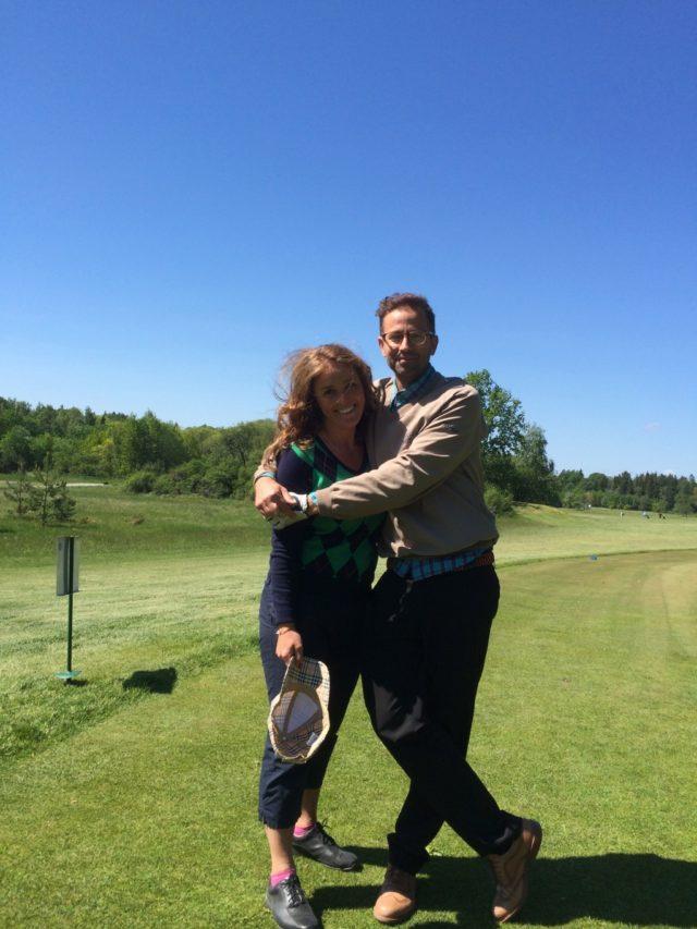 Ola och Ulrika Golf
