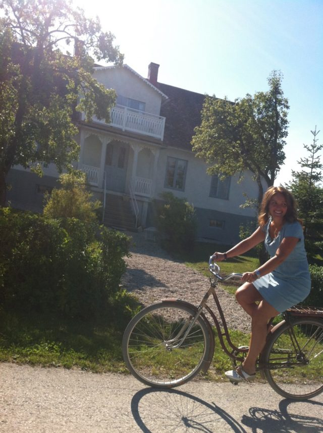 Ulrika cykel