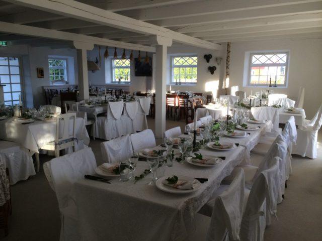 Ladan i bröllop
