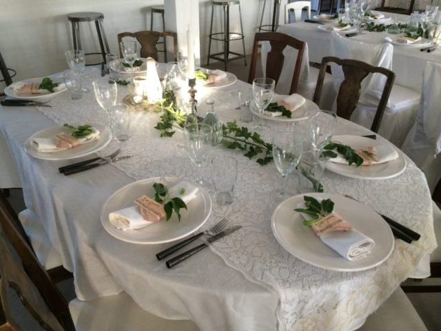 Fina servetter till bröllop
