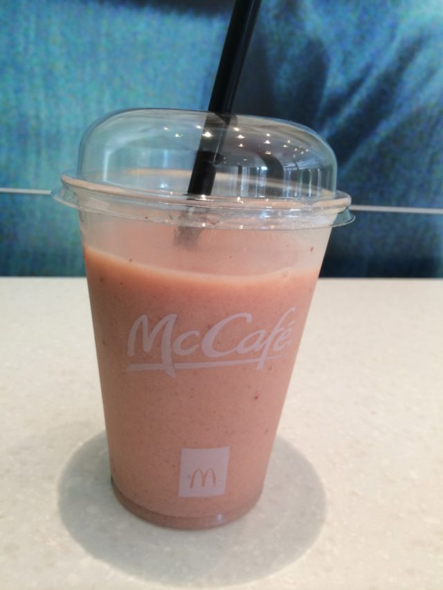 Smoothie Mc Donalds