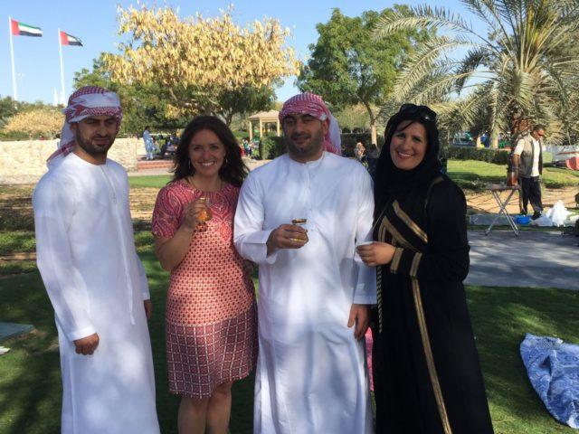 Arabisk picnick