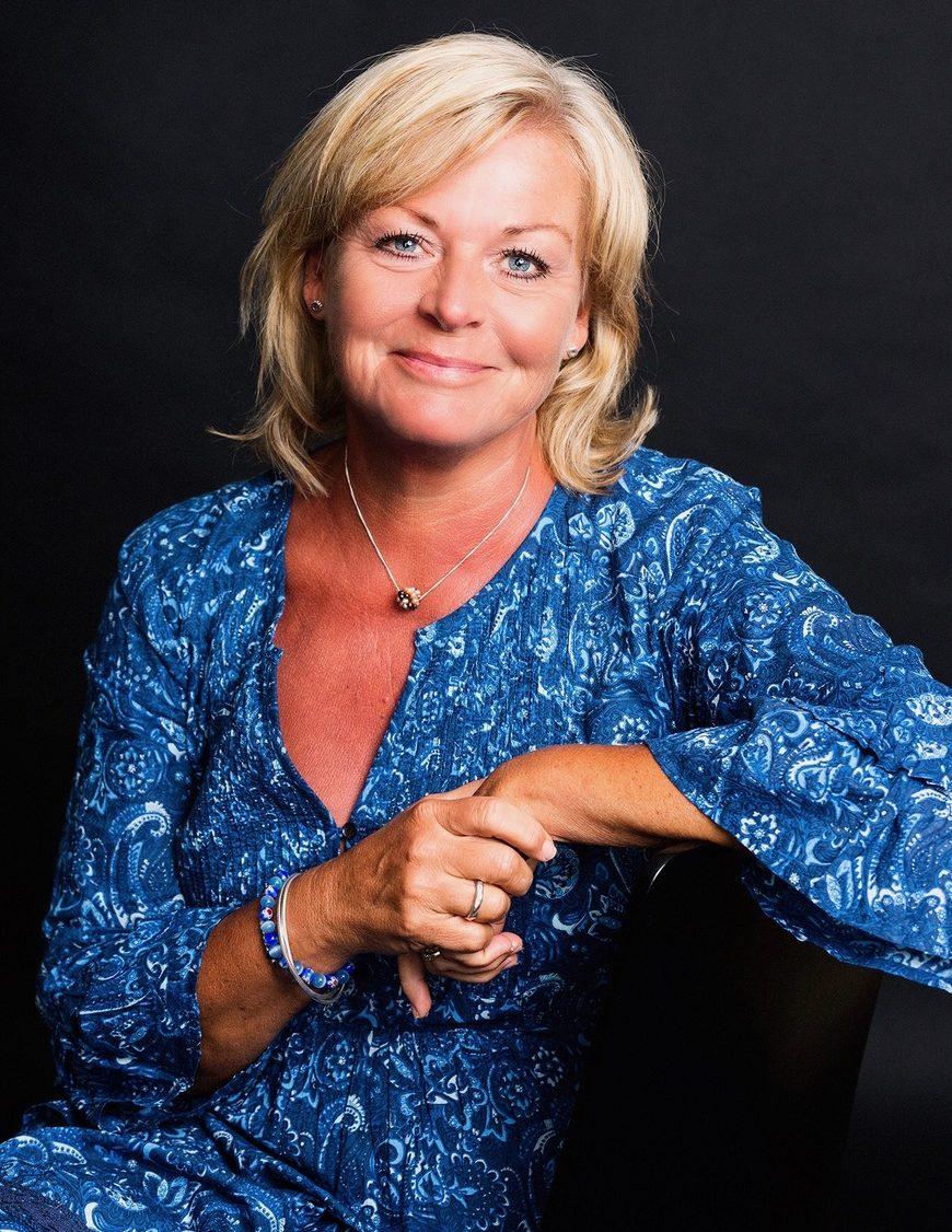 porträtt Susanne Lind
