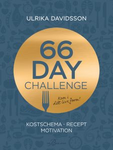 Hälsokokboken 66 day challenge av Ulrika Davidsson