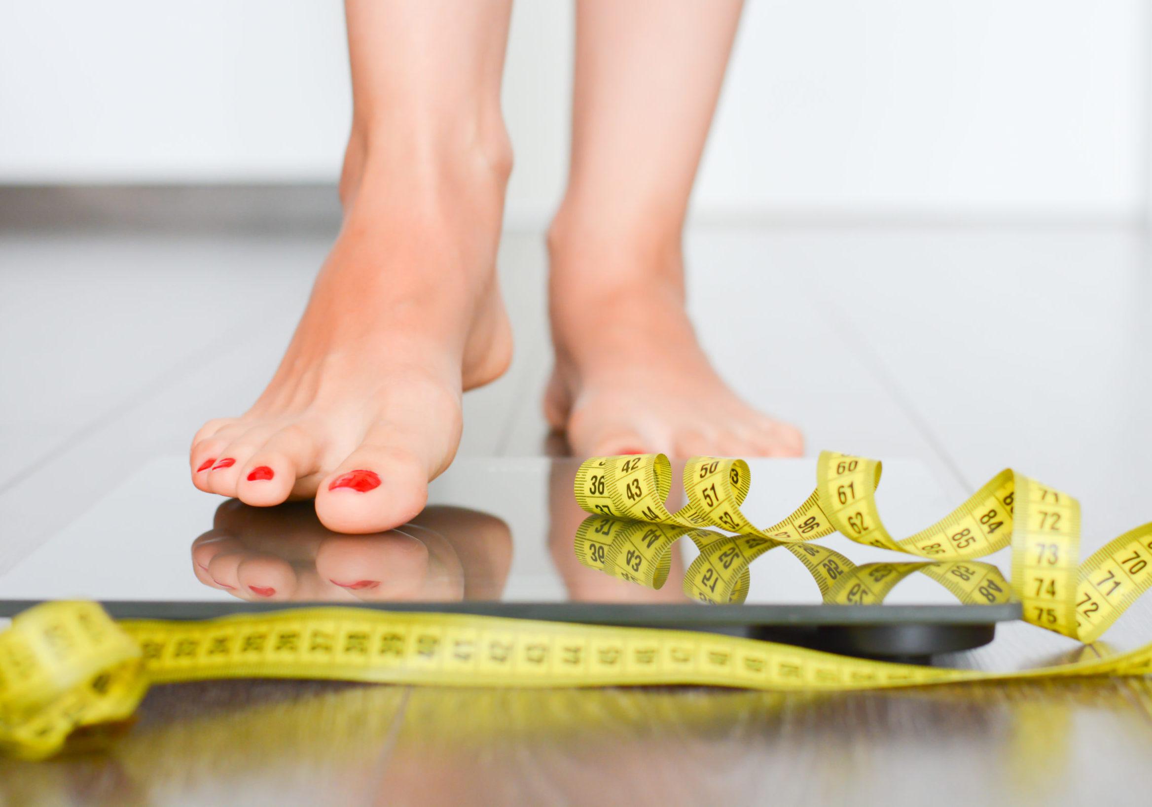 viktminskning med dieter